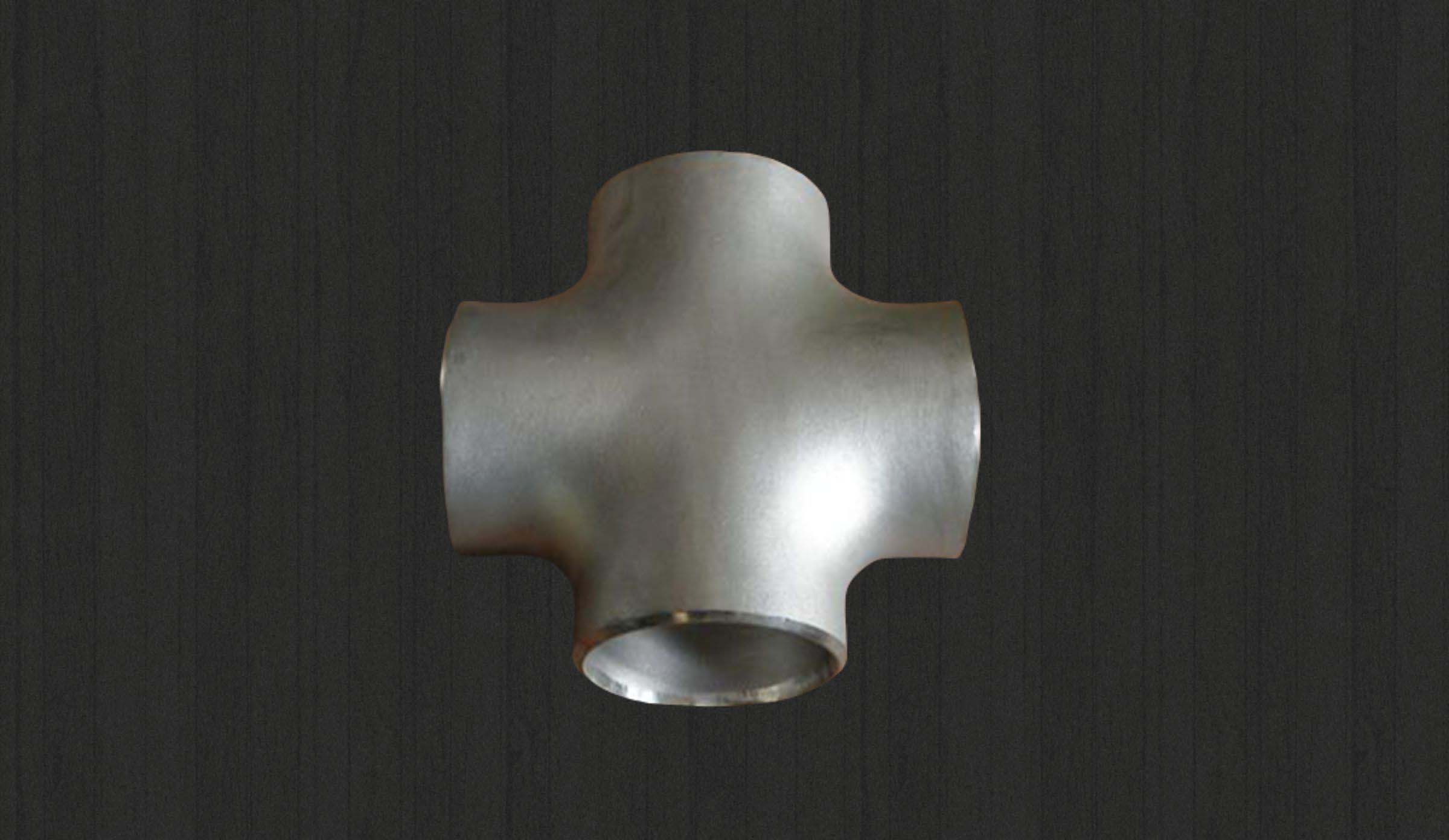 Stainless Steel Buttweld Cross