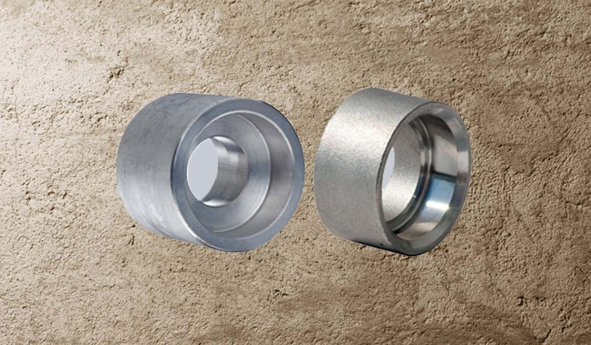 Stainless Steel Forged Socket Weld Coupling