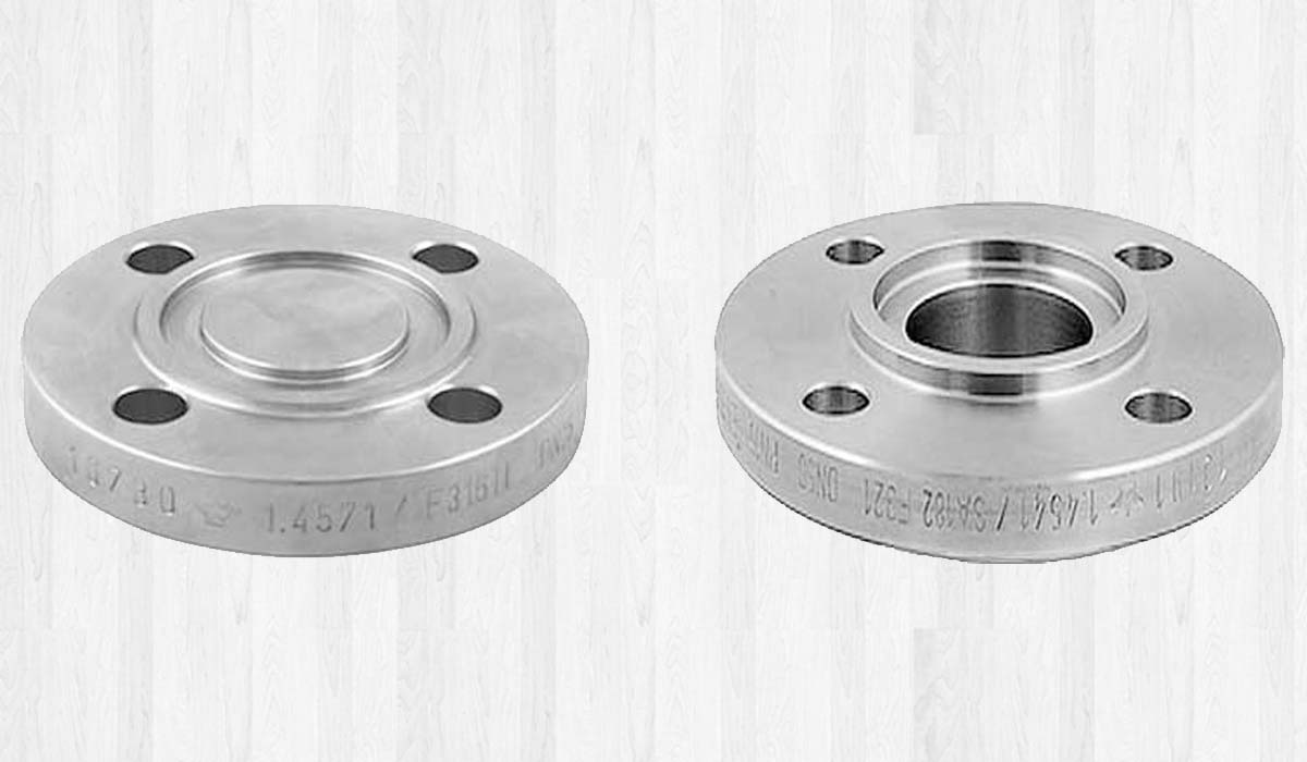 Stainless Steel Groove & Tongue  Flanges