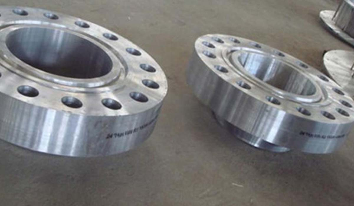 Nickel Alloy 200 Pipe Flanges