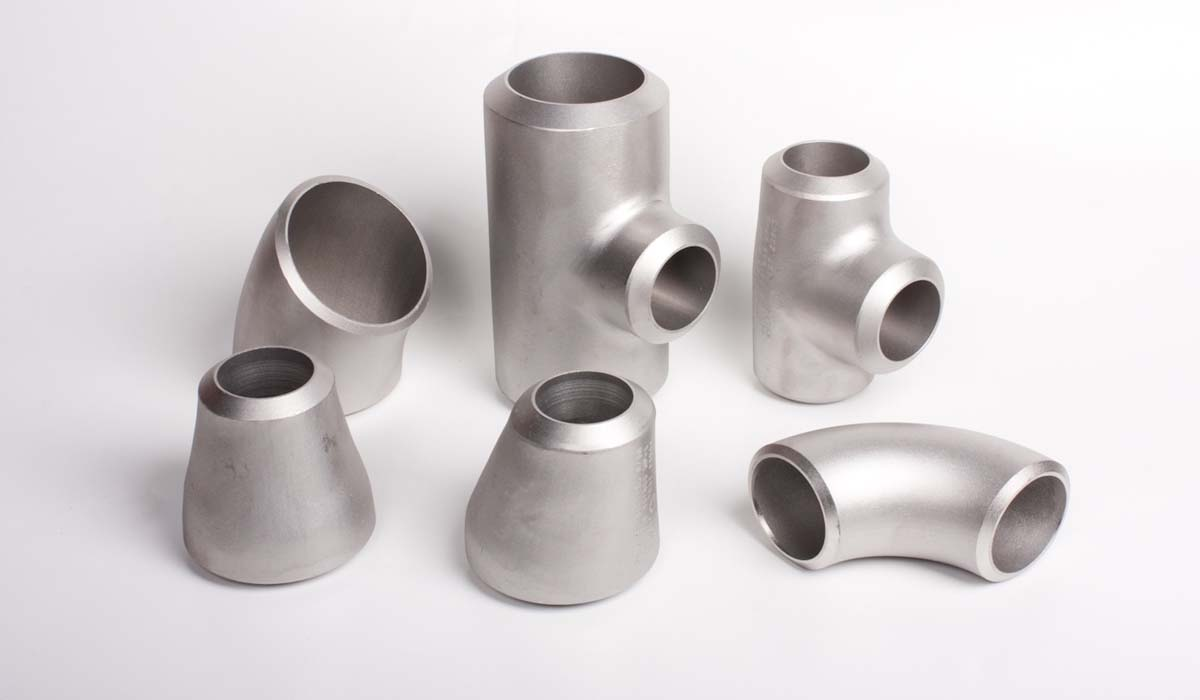 Stainless steel pipe fittings ss buttweld