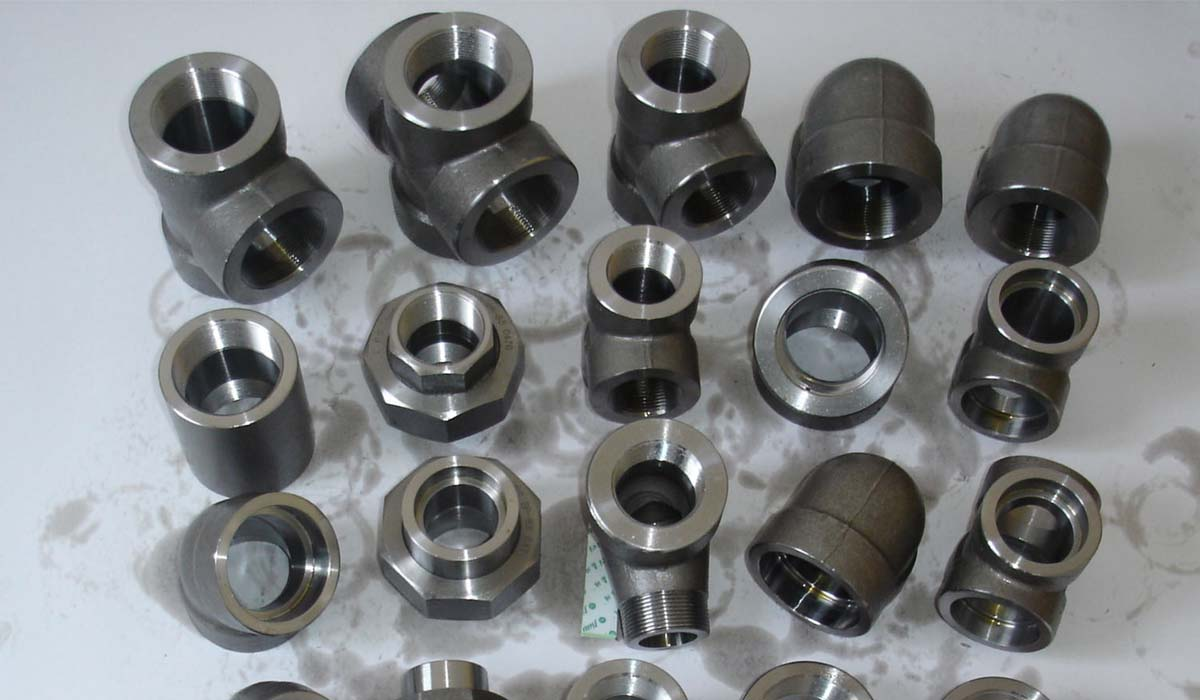 Duplex Steel UNS S32205 Forged Fittings